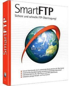 SmartFTP 9.0.2695.0 Crack