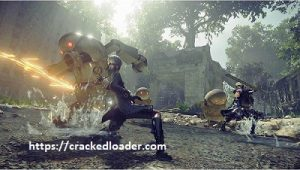 NieR Automata 2020 Crack With License Key Latest