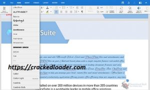 OfficeSuite Premium 3.9.0 Crack 2020 Serial Key