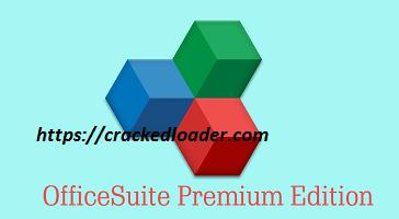 OfficeSuite Premium 3.9.0 Crack 2020 Serial Key