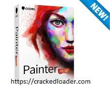 Corel Painter 20.1.0.284 Crack And Keygen Latest 2020