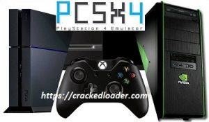 PCSX4 Emulator 2018 Crack Activation Code Latest