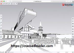 SketchUp Pro 2020 Crack & License Key Latest Version