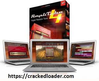 IK Multimedia AmpliTube 4 Crack With Activation Code 2020