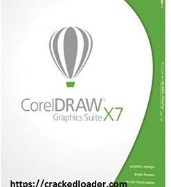 Corel DRAW X7 Crack With Serial Number Latest Version 2020